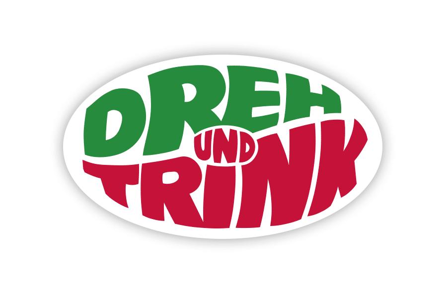 Dreh und Trink-Logo
